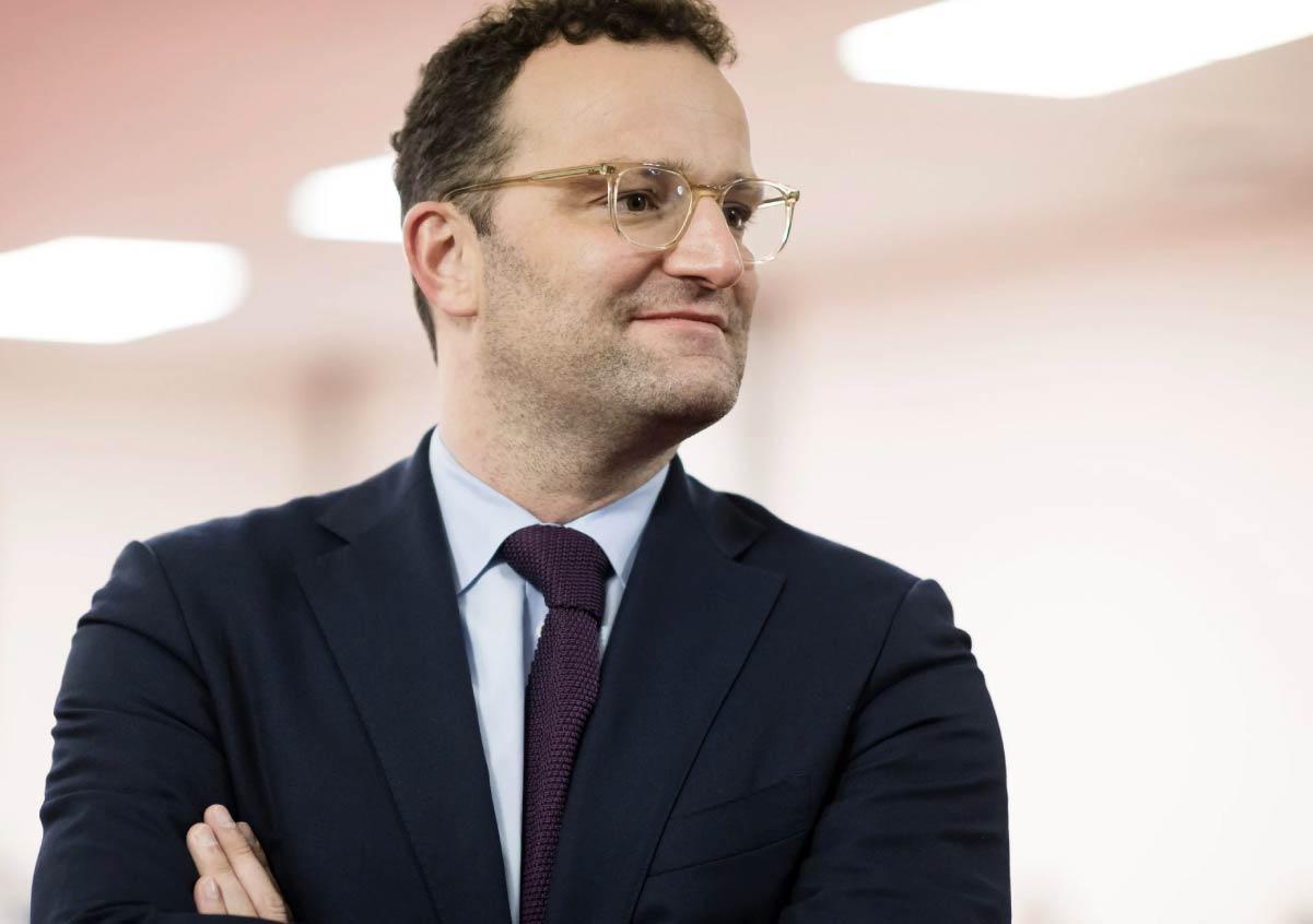 Ganz persönlich: Das Gesundheitsministerium dreht sich um Jens Spahn