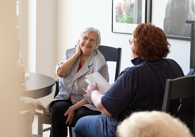 Pflegebedürftig? Die ersten zehn Schritte